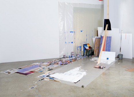 Sarah Sze, Second Studio (Fragment Series), 2015, Tanya Bonakdar Gallery