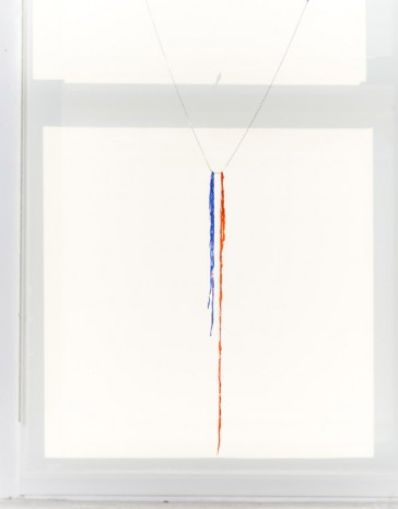 Sarah Sze, Single Chain Hanging, 2015, Tanya Bonakdar Gallery