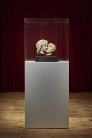 Francesco Vezzoli, The Eternal Kiss, 2015, Almine Rech