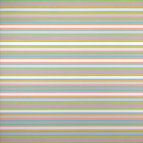 Bridget Riley, Sound, 1973, Simon Lee Gallery