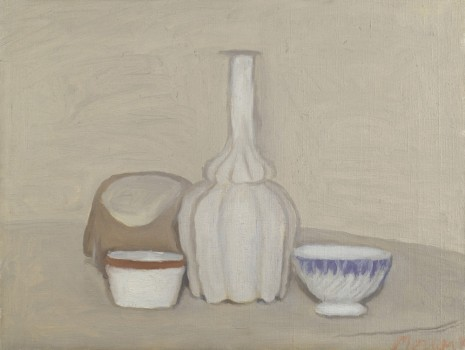 Giorgio Morandi, Natura morta, 1946, Simon Lee Gallery