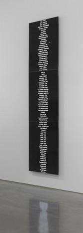 Trevor Paglen, Codes Names of the Surveillance State, 2015, Metro Pictures