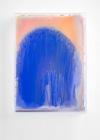 Hayley Tompkins, Digital Light Pool CVI, 2015, The Modern Institute