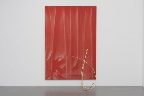 Ulla von Brandenburg, Folds and Dowsers, 2015, Pilar Corrias Gallery