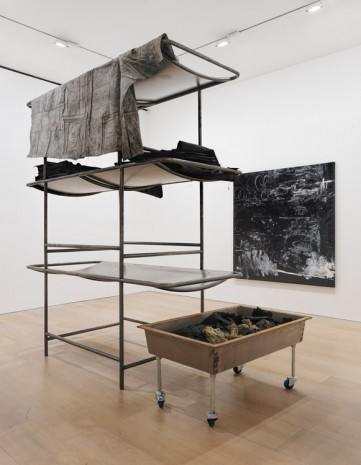 Oscar Murillo David Zwirner