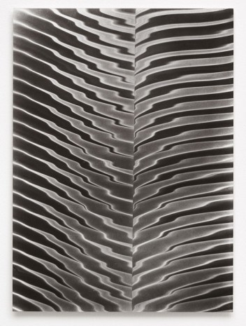 Raymond Hains, Sans Titre (photographie hypnagogique), 1948 / print from 1989, Galerie Max Hetzler