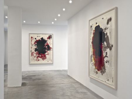 Christopher Wool Galerie Gisela Capitain