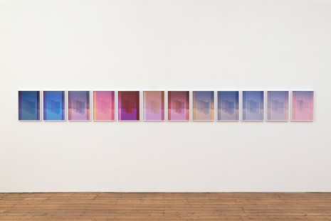 Sara VanDerBeek, Electric Prisms, 2015, The Approach