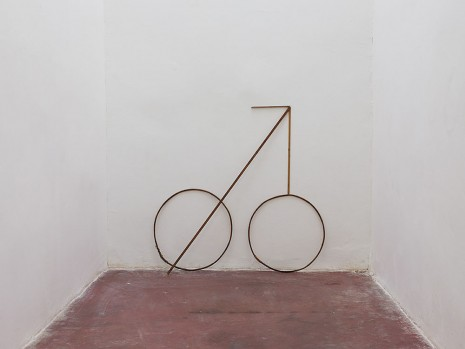 Yudith Levin, Bicycle, 1977, Dvir Gallery