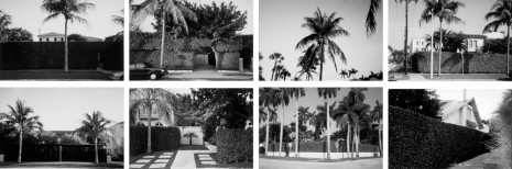 Tom Burr, Palm Beach Views, 1999, Bortolami Gallery