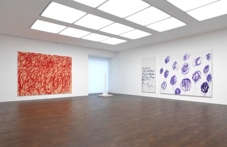 Cy Twombly Gagosian