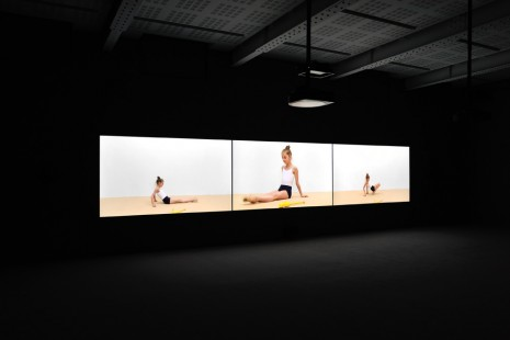 Rineke Dijkstra, The Gymschool, St. Petersburg, 2014, Marian Goodman Gallery