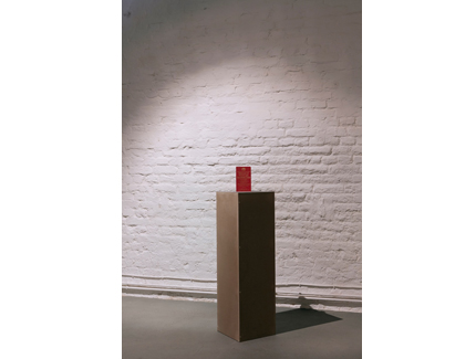 Danilo Correale, Untitled, 2011, Supportico Lopez