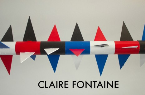 Claire Fontaine, , , Air de Paris