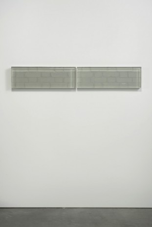 Rachel Whiteread, Untitled (Double Vision I), 2015, Luhring Augustine