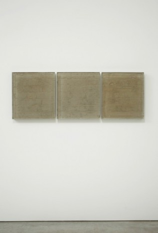 Rachel Whiteread, Untitled, 2015, Luhring Augustine
