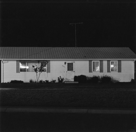 Robert Adams, Longmont, Colorado, c. 1980, Matthew Marks Gallery