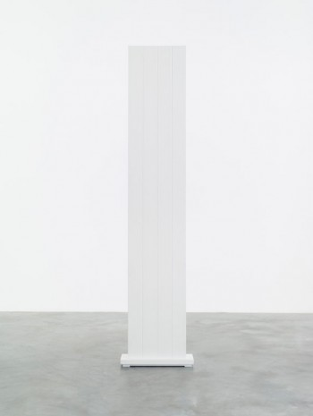 Anne Truitt, White: Four, 1962, Matthew Marks Gallery