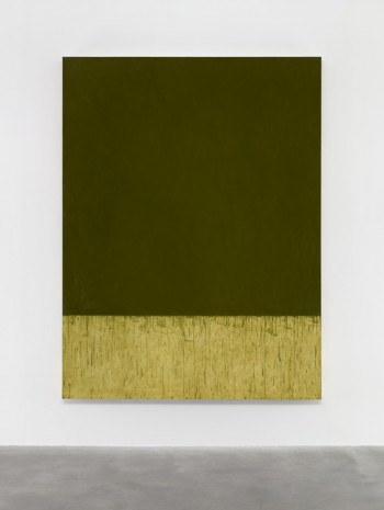 Brice Marden, Summer Square, 2015, Matthew Marks Gallery