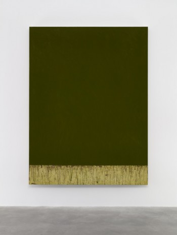 Brice Marden, Over Autumn, 2015, Matthew Marks Gallery