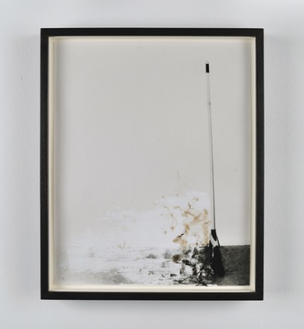 Analia Saban, Broom, 2011, Praz-Delavallade
