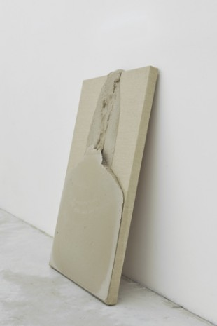 Analia Saban, Decant (from Floor) #1, 2011, Praz-Delavallade