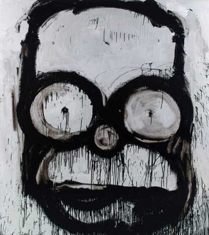 Joyce Pensato, Captain Homer, 2015, Capitain Petzel
