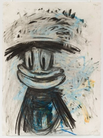 Joyce Pensato, Boys Boys Boy 1, 2015, Capitain Petzel