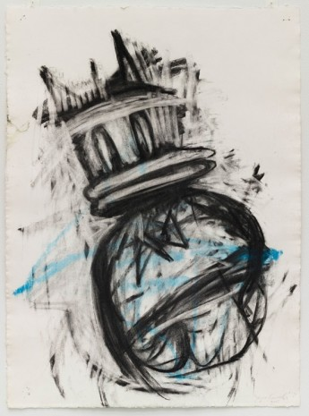 Joyce Pensato, This Must Be the Place 3, 2015, Capitain Petzel