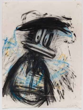 Joyce Pensato, This Must Be the Place 5, 2015, Capitain Petzel