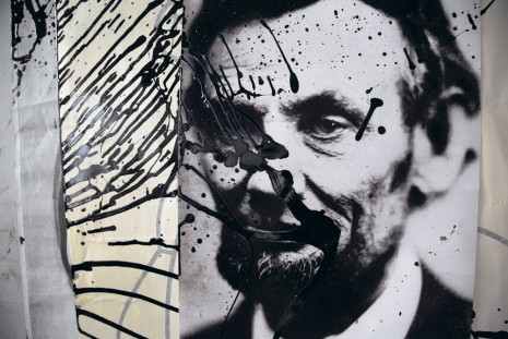 Joyce Pensato, Bart and Lincoln, 2015, Capitain Petzel