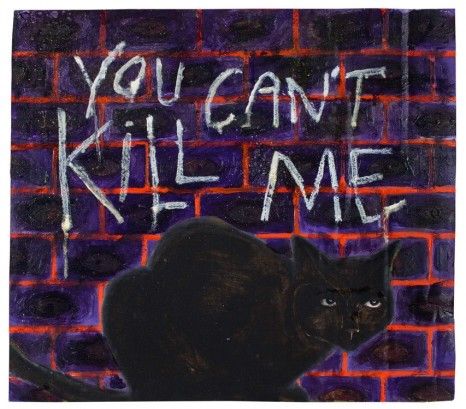 David Harrison, You Can't Kill Me, 2013, Victoria Miro Gallery
