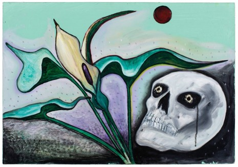 David Harrison, Flowers of Evil, Parson in the Pulpit, 2014, Victoria Miro Gallery