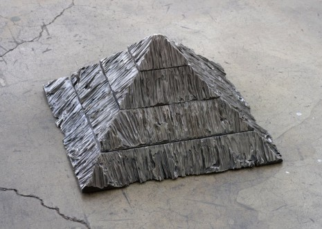 Mitchell Syrop, Untitled (Large Pyramid), 2014, François Ghebaly Gallery