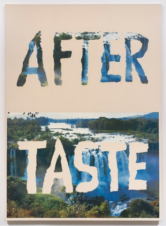 Mitchell Syrop, After Taste, 1988, François Ghebaly Gallery