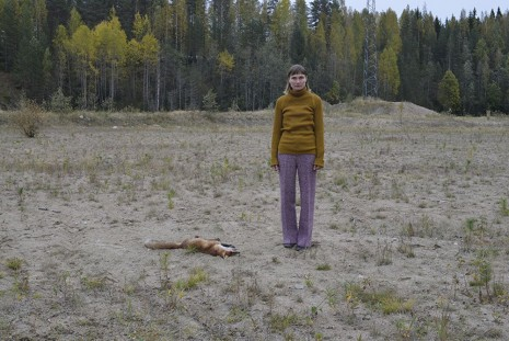 Elina Brotherus, Dead Fox 2, 2014, gb agency