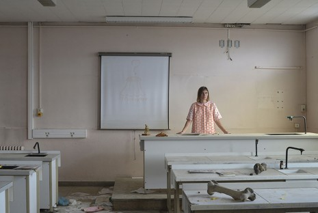 Elina Brotherus, Science Class 2, 2013, gb agency