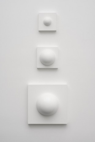 Channa Horwitz, Circle and Square, 1968, François Ghebaly Gallery