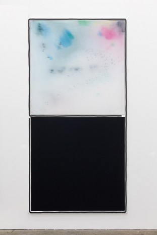 Zin Taylor, A Stripe of Thought Navigating a Void of Haze VI, 2015, Supportico Lopez
