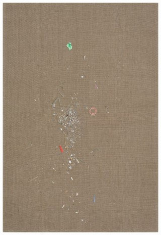 Helene Appel, Untitled (Sweepings), 2015, The Approach