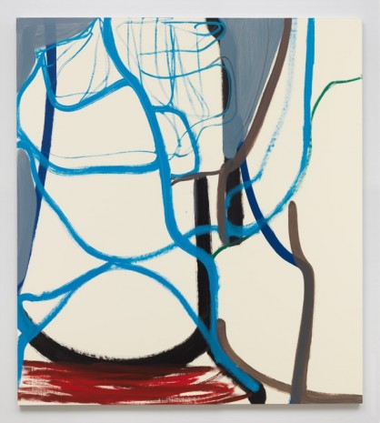 Liliane Tomasko, Tangled up with Blue, 2015, Kerlin Gallery