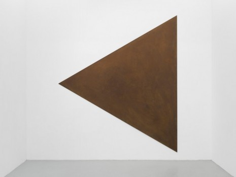 Richard Serra, Untitled, 1978, Hauser & Wirth