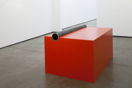 Simon Martin, Untitled (After Donald Judd), 2011, Herald St