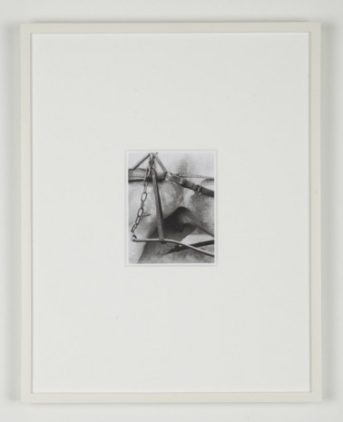 Simon Martin, Untitled (After Alfred Stieglitz), 2009-2011, Herald St