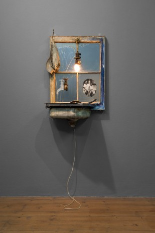 Edward and Nancy Reddin Kienholz, Drawing from Merry-Go-World, 1990, Sprüth Magers