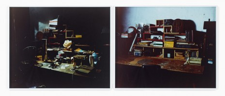 Christian Jankowski, Cleaning Up the Studio (Desk), 2010, Contemporary Fine Arts - CFA