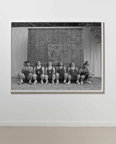 Christian Jankowski, Heavy Weight History (Willi Brandt), 2013, Contemporary Fine Arts - CFA