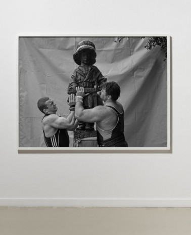 Christian Jankowski, Heavy Weight History (Little Insurgent), 2013, Contemporary Fine Arts - CFA