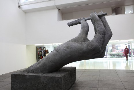 Christian Jankowski, Monument to the Bourgeois Working Class, 2012, Contemporary Fine Arts - CFA