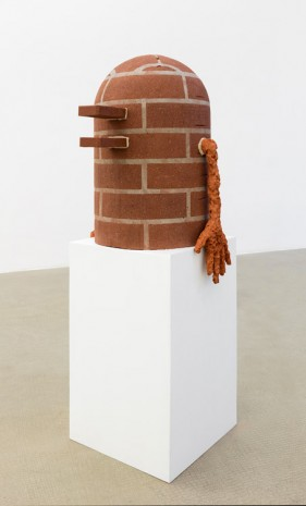 Judith Hopf, Personification of a Problem, 2015, kaufmann repetto